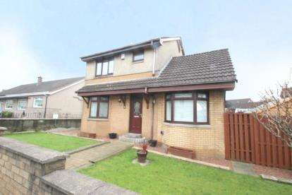 4 Bedrooms Detached House for sale in Woodhall Street, Chapelhall, Airdrie, North Lanarkshire