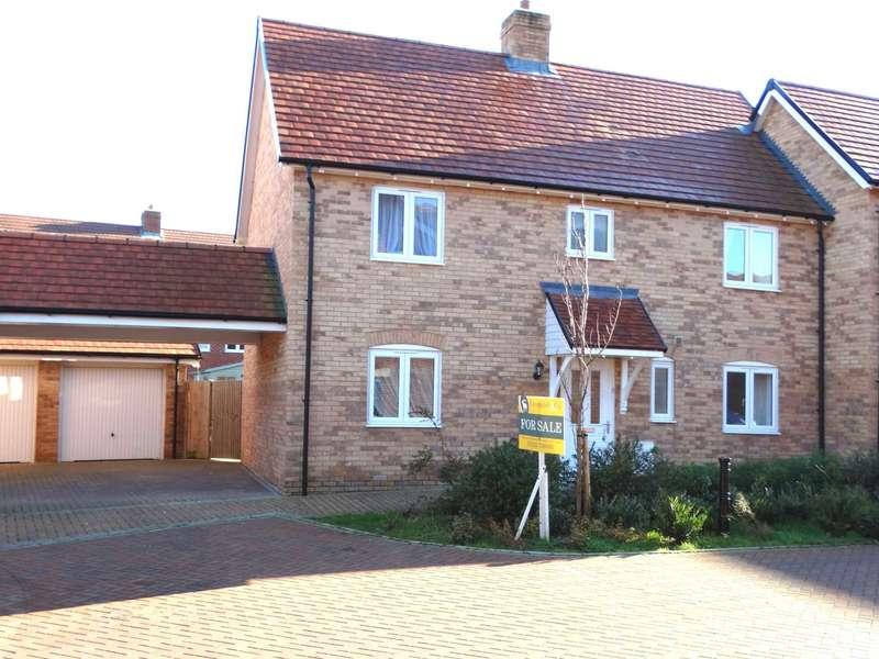 4 Bedrooms Link Detached House for sale in Sandringham Lane, Polegate