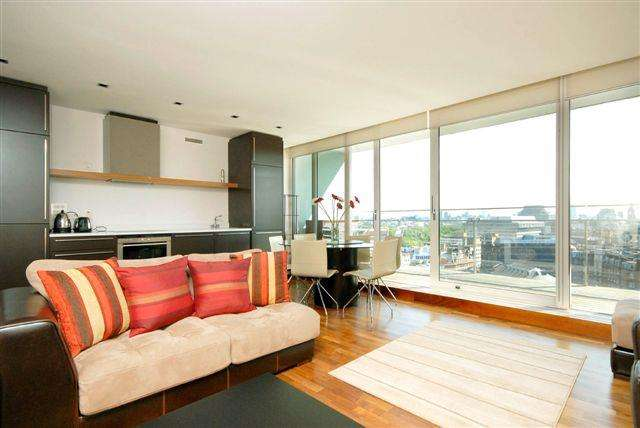 2 Bedrooms Flat for rent in The View, Palace Street, Westminster London SW1E