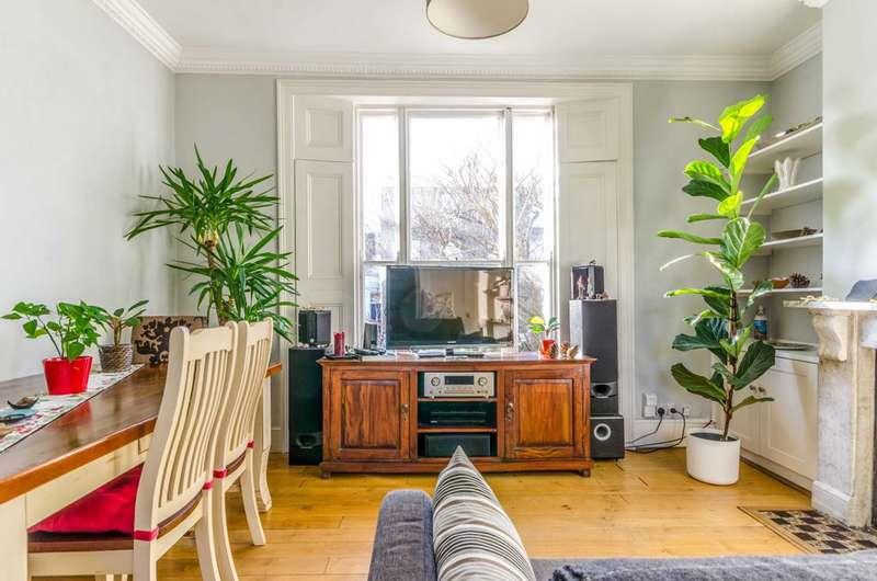 3 Bedrooms Flat for sale in Buckingham Road, Islington, N1