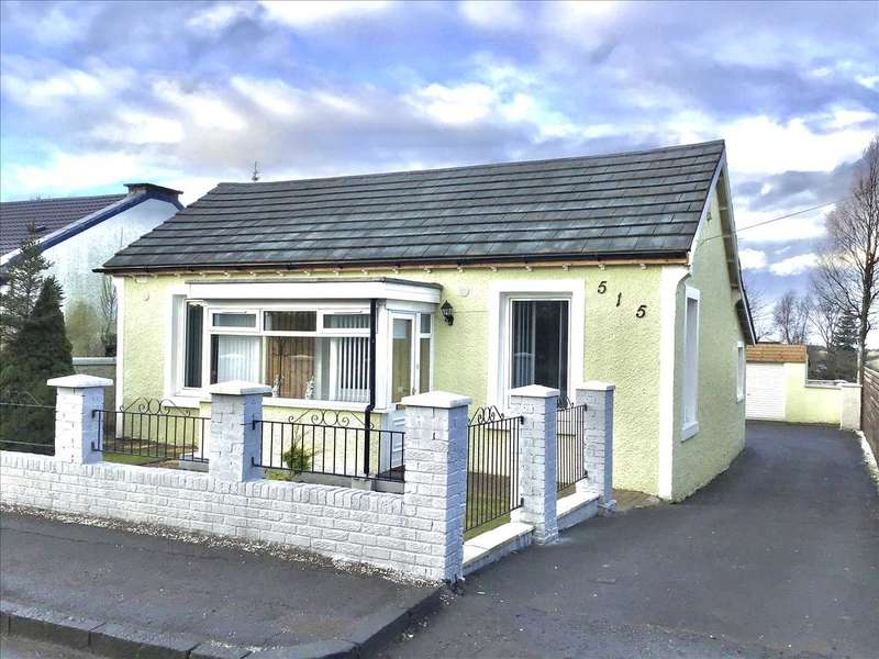 2 Bedrooms Bungalow for sale in High Street, Newarthill
