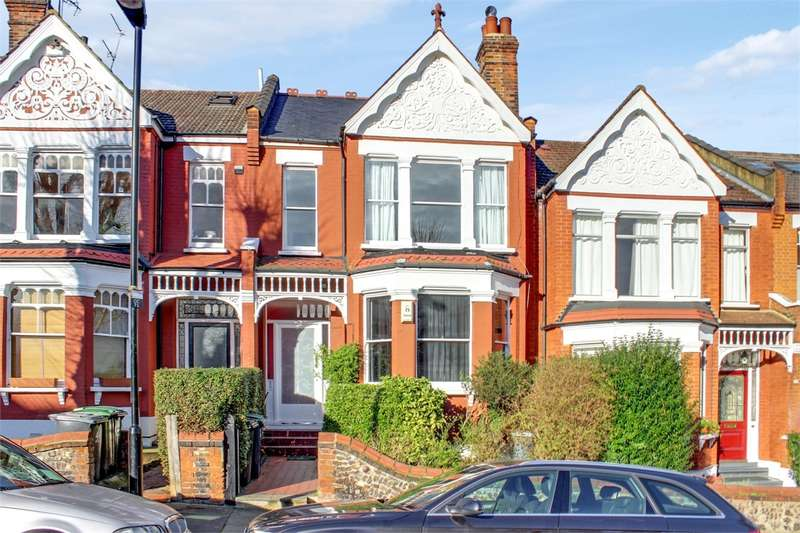 2 Bedrooms Flat for sale in Cecil Road, Muswell Hill, London