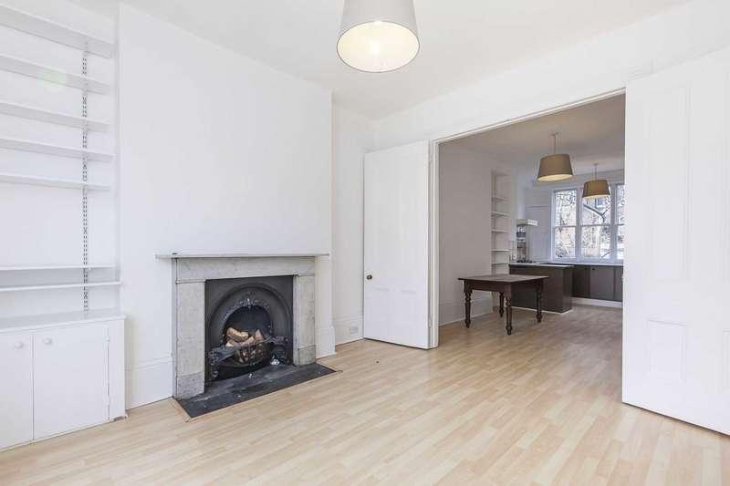 4 Bedrooms Flat for sale in Islington, London