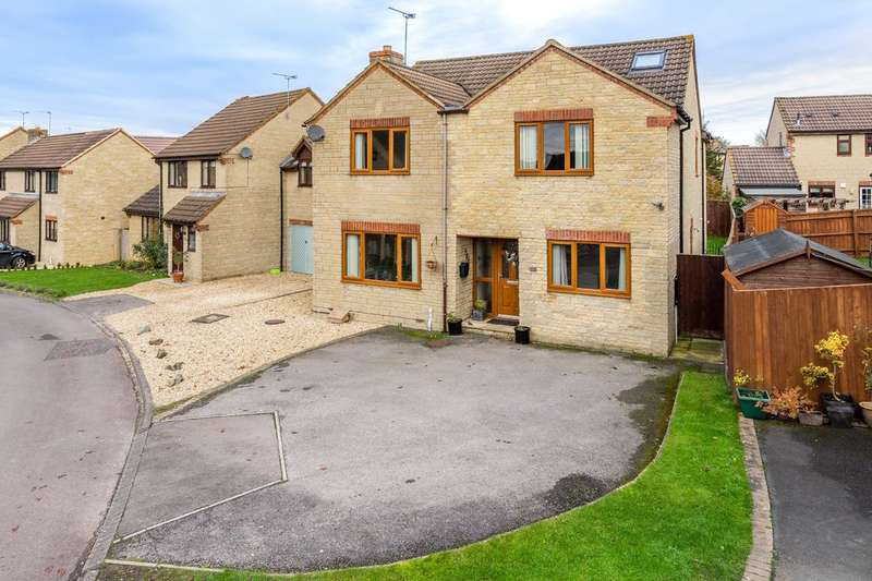 6 Bedrooms Detached House for sale in Ron Golding Close, Malmesbury