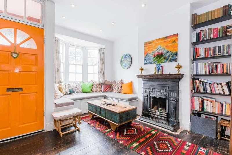 2 Bedrooms House for sale in Risley Avenue, Tottenham, N17