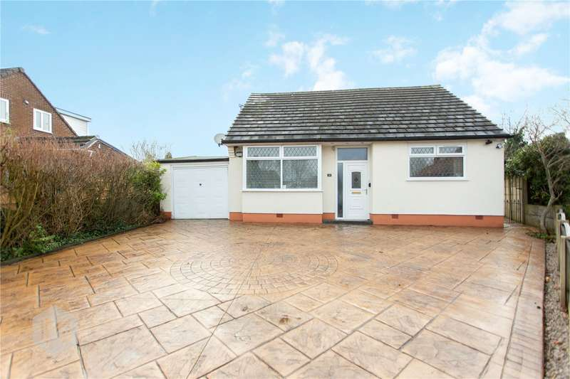 2 Bedrooms Detached Bungalow for sale in Morven Grove, Bolton, Greater Manchester, BL2