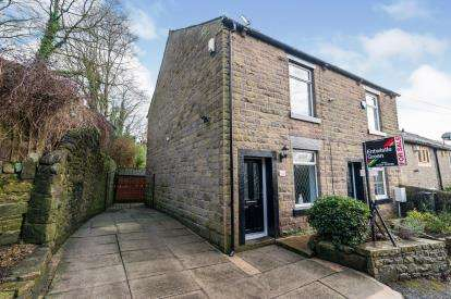 2 Bedrooms End Of Terrace House for sale in Harvey Street, Halliwell, Bolton, Greater Manchester, BL1