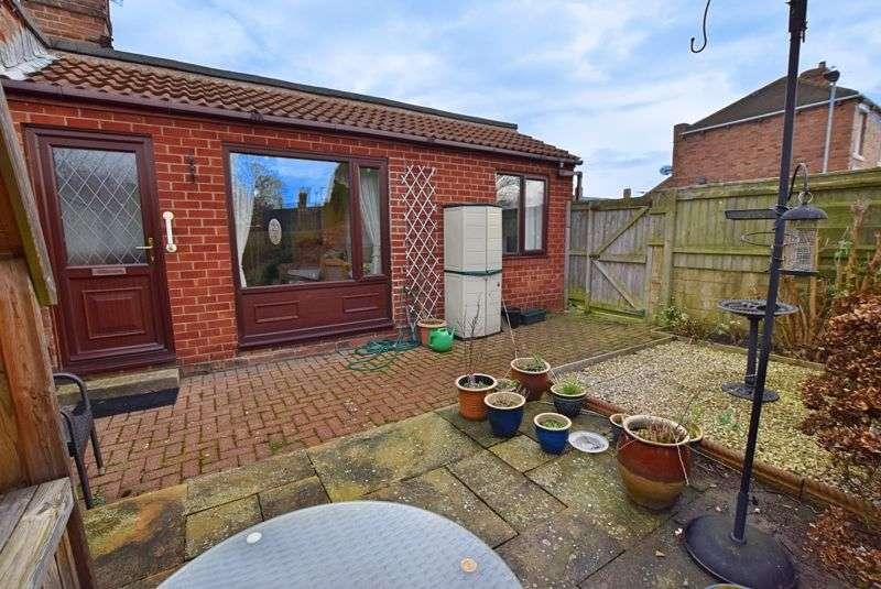 1 Bedroom Property for sale in Rowlington Terrace, Ashington