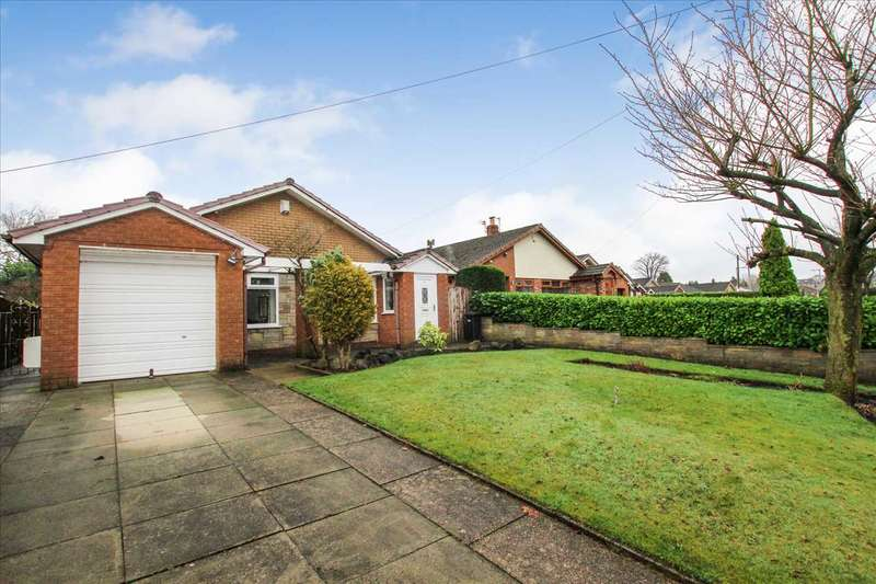 2 Bedrooms Bungalow for sale in Colchester Drive, Farnworth