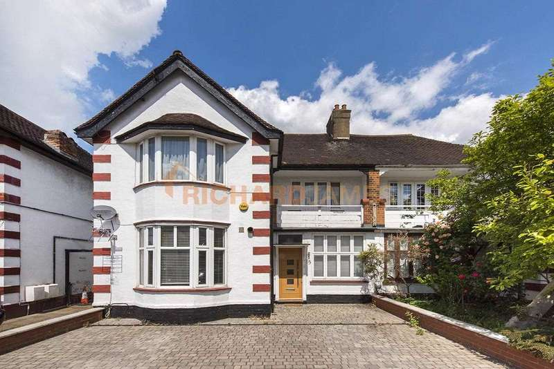 2 Bedrooms Apartment Flat for sale in Sylvan Avenue, Mill Hill