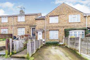 3 Bedrooms Terraced House for sale in Longley Road, Kent, Rochester, England