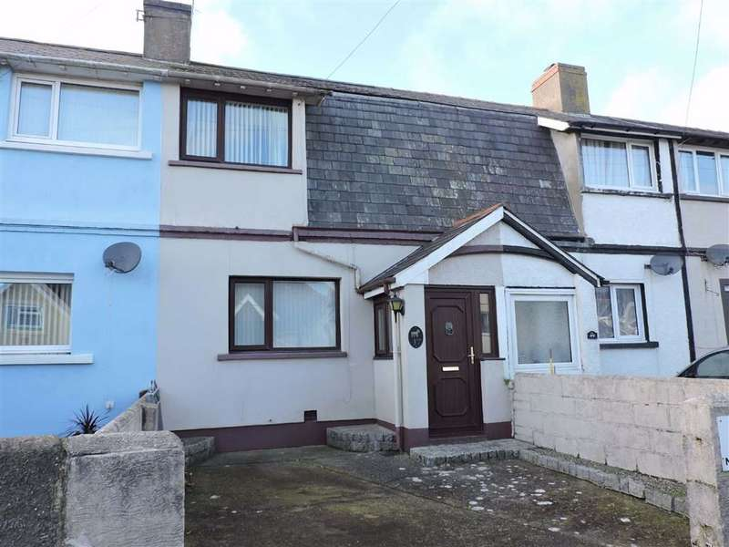 2 Bedrooms Terraced House for sale in Harbour Village, Goodwick