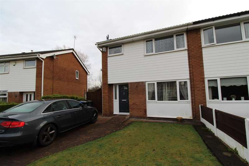 3 Bedrooms Semi Detached House for sale in Marlborough Avenue, Ince, Wigan.