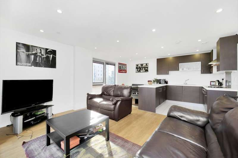 2 Bedrooms Flat for sale in Christian Street, London E1