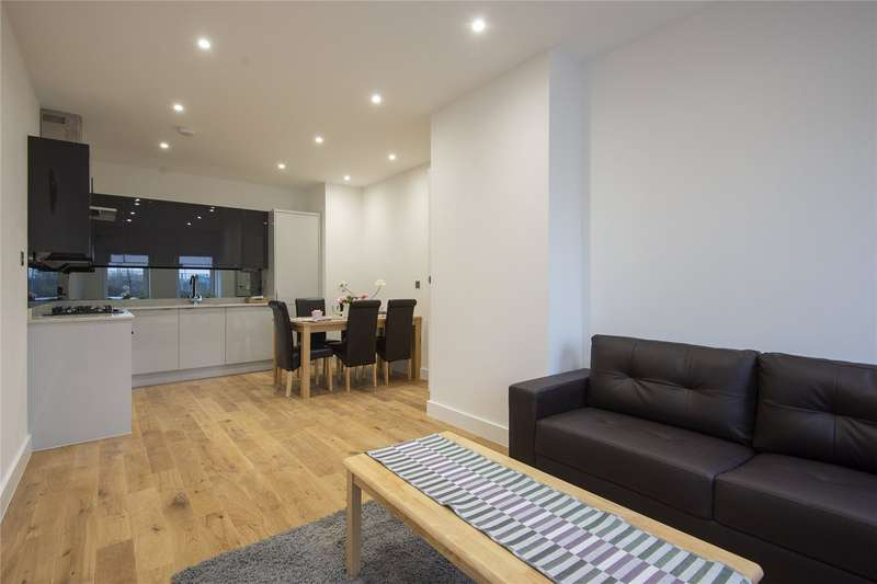 2 Bedrooms Flat for sale in Central House, 32-66 High Street, London, E15