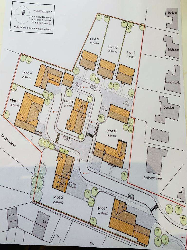 Land Commercial for sale in Platts Lane, Bucknall, Woodhall Spa, Lincolnshire, LN10 5DY