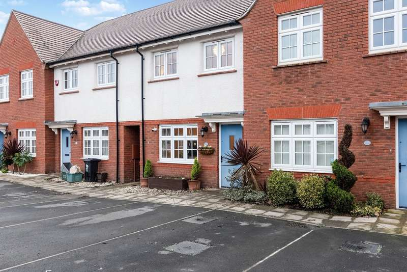 2 Bedrooms Terraced House for sale in Monmouth Castle Drive, Newport