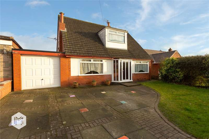 4 Bedrooms Detached Bungalow for sale in Newland Drive, Bolton, Greater Manchester, BL5