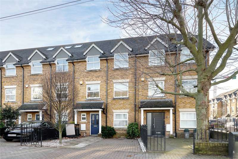 4 Bedrooms Terraced House for sale in Beechcroft Road, Wandsworth, London, SW17