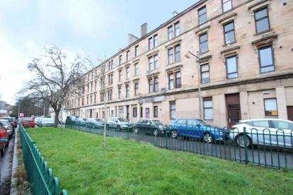 2 Bedrooms Flat for sale in Raeberry Street, N Kelvinside, Glasgow