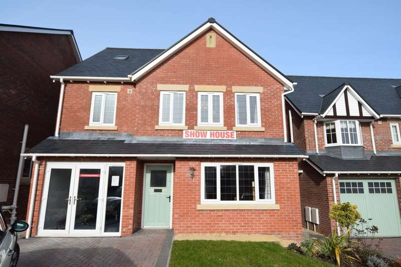 4 Bedrooms Detached House for sale in The Whiteside Plot 6, West Avenue, Barrow-in-Furness