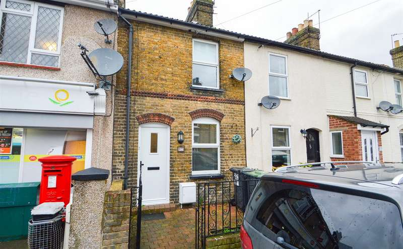 2 Bedrooms Terraced House for sale in Varnes Street, Eccles
