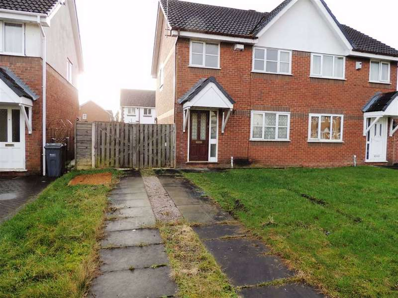 3 Bedrooms Semi Detached House for sale in Reading Close, Openshaw, Manchester
