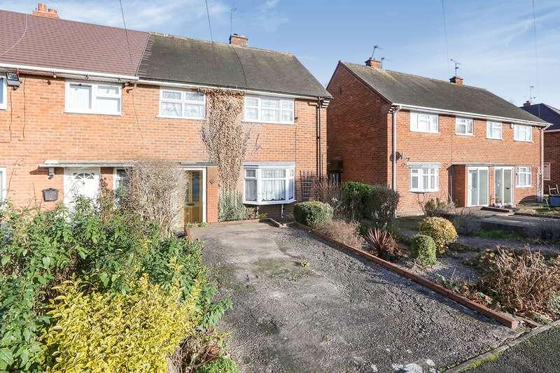 3 Bedrooms Semi Detached House for sale in Renton Road, Wolverhampton, West Midlands, WV10