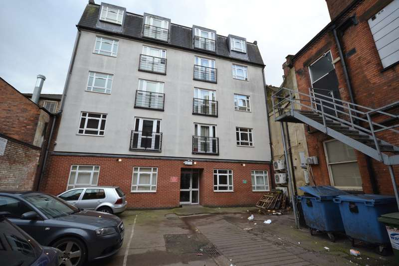 1 Bedroom Apartment Flat for sale in Bowling Green St, Leicester LE1