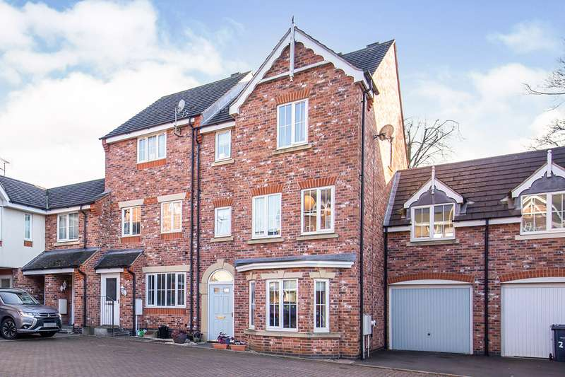5 Bedrooms House for sale in Arguile Place, Hinckley, Leicestershire, LE10