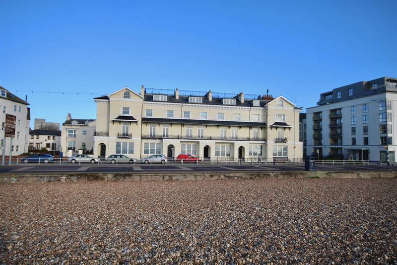 2 Bedrooms Penthouse Flat for sale in Clearwater Apartments, South Parade, Southsea