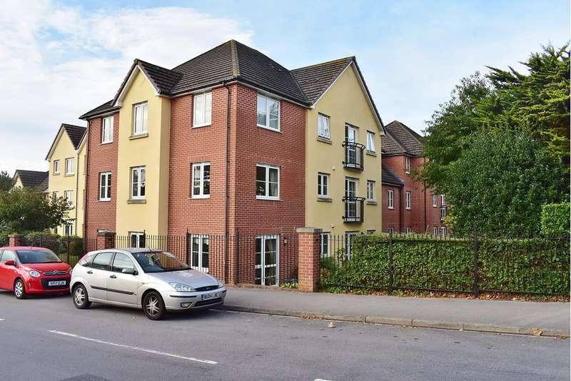 1 Bedroom Retirement Property for sale in Atkinson Court, East Cosham, Portsmouth, PO6 2HZ