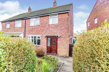 3 Bedrooms Semi Detached House for sale in Carrgate Road, Haughton Green, Denton, Manchester