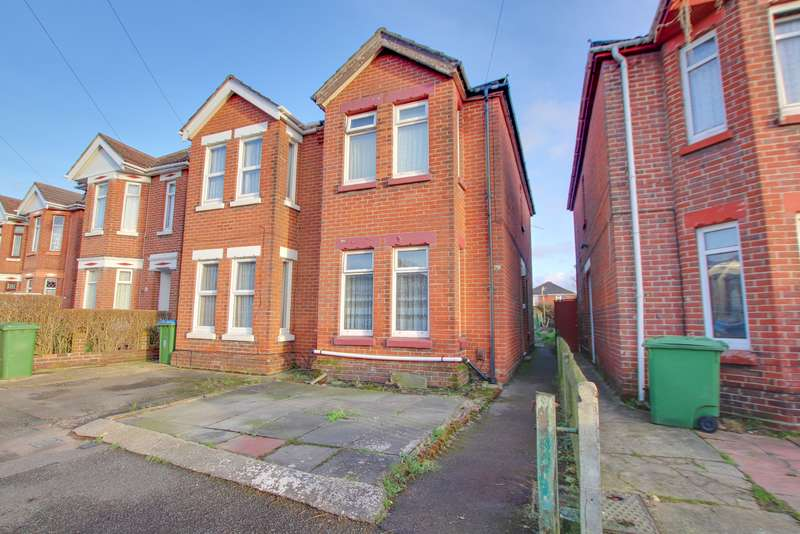 3 Bedrooms Semi Detached House for sale in Leighton Road, Itchen