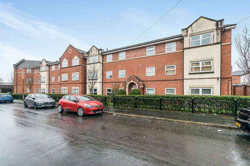 2 Bedrooms Apartment Flat for sale in Manor Fold, 5-7 Atkin Street, Manchester, M28