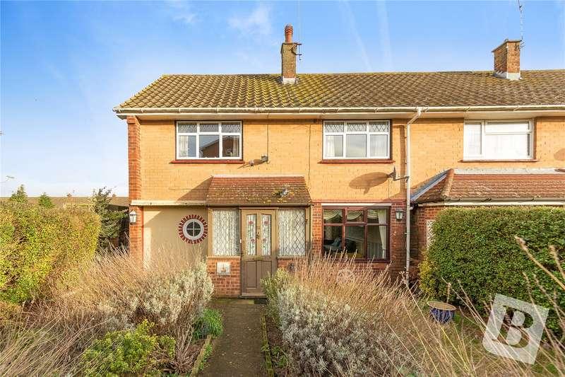 3 Bedrooms Semi Detached House for sale in Medhurst Gardens, Gravesend, Kent, DA12