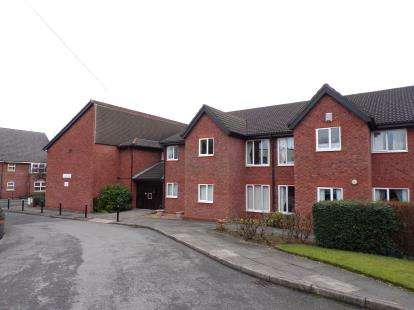 1 Bedroom Flat for sale in Redwood House, Church Road, Manchester, Greater Manchester