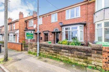 3 Bedrooms Terraced House for sale in Dorsett Road, Darlaston, Wednesbury, West Midlands