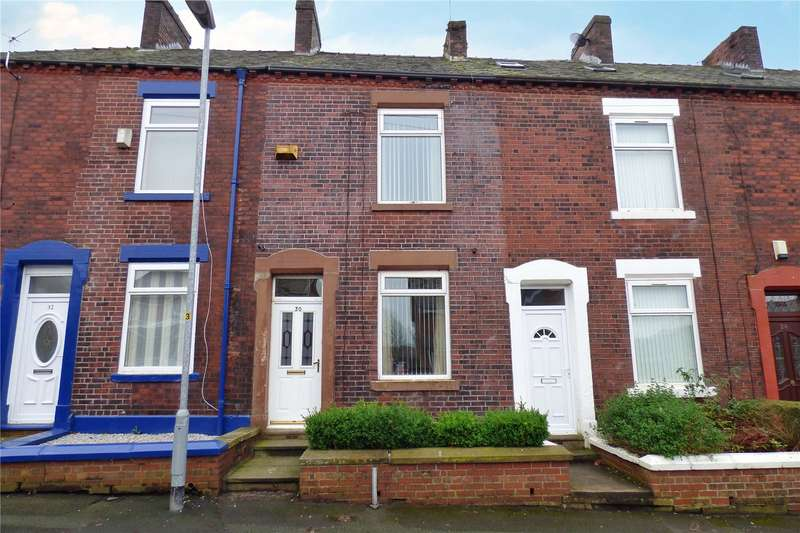 3 Bedrooms Terraced House for sale in Redgrave Street, Waterhead, Oldham, Greater Manchester, OL4