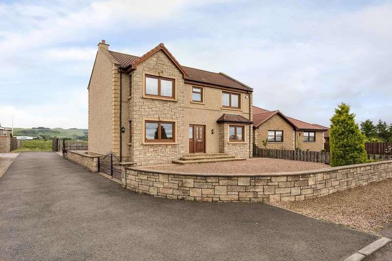 4 Bedrooms House for sale in Bishops View, Gairneybridge, Kinross, KY13 9LD