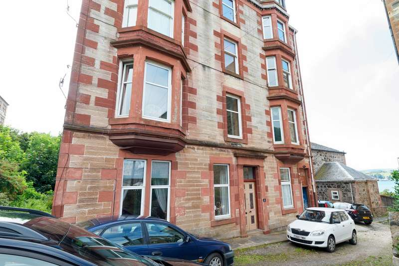 3 Bedrooms Flat for sale in , Rothesay, Isle of Bute, PA20 9DX