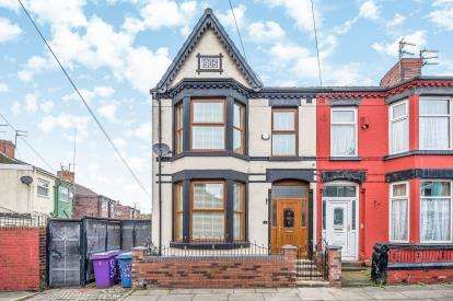 3 Bedrooms End Of Terrace House for sale in Sark Road, Old Swan, Liverpool, Mereyside, L13
