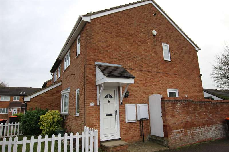 3 Bedrooms Semi Detached House for sale in Henley Close, Houghton Regis, Dunstable