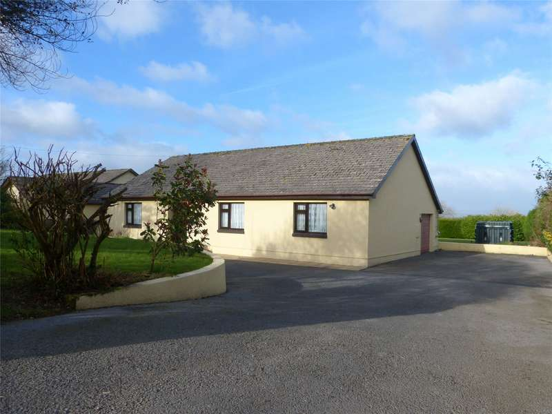 3 Bedrooms Detached Bungalow for sale in Hi-Winds, Cold Blow, Narberth, Pembrokeshire