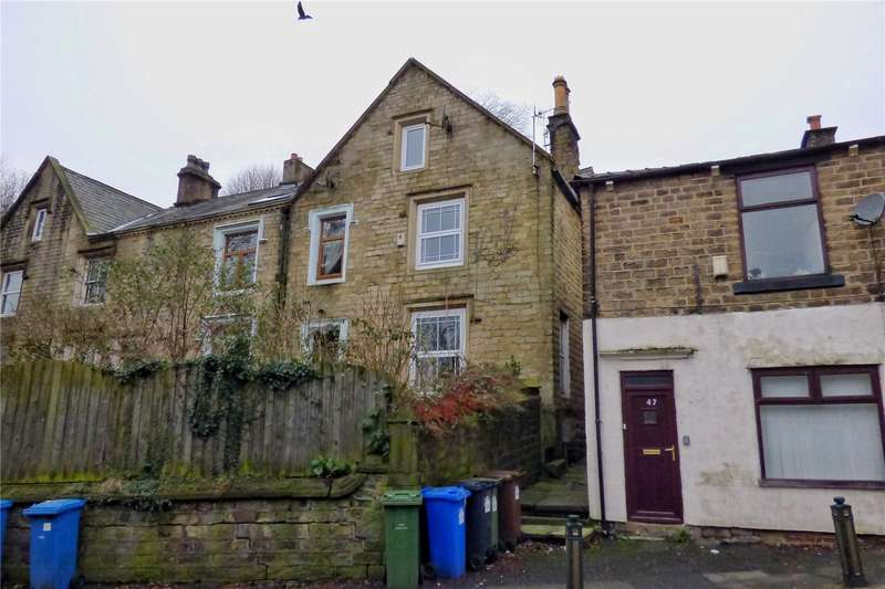 4 Bedrooms End Of Terrace House for sale in Stamford Road, Mossley, OL5