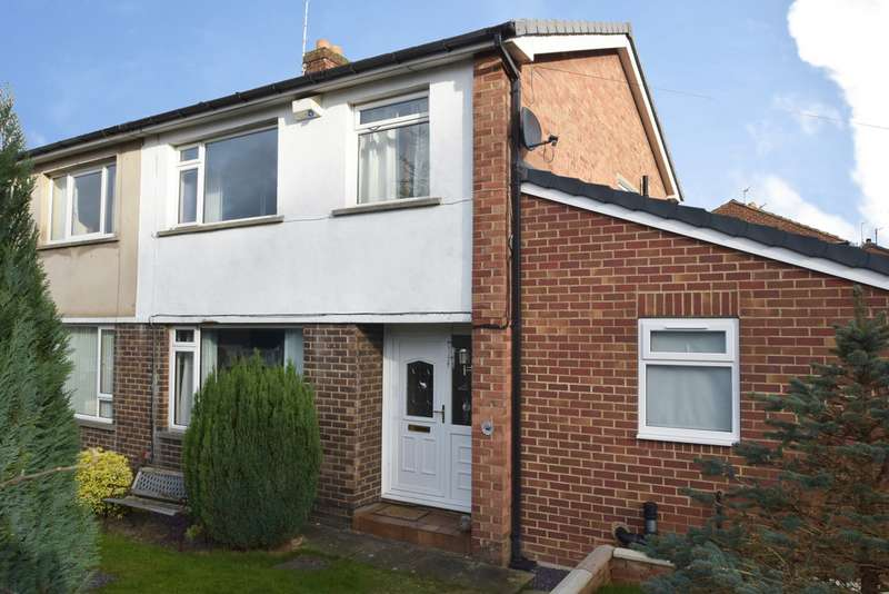 4 Bedrooms Semi Detached House for sale in Ballantyne Road, Thackley BD10