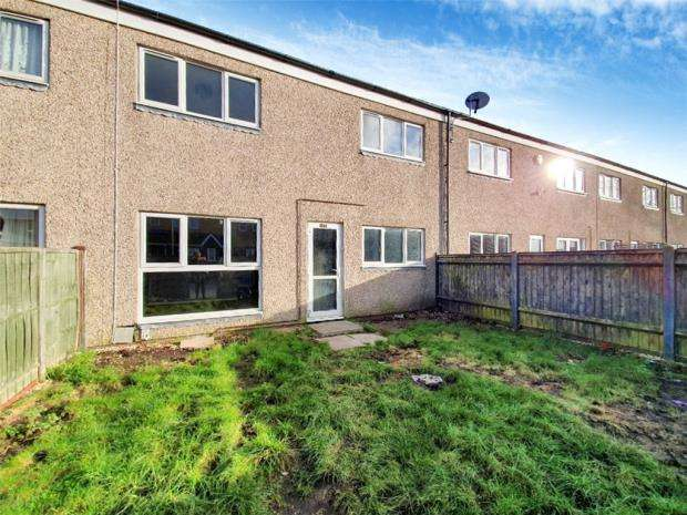 3 Bedrooms Terraced House for sale in Coral Court, Howe Road, Gosport