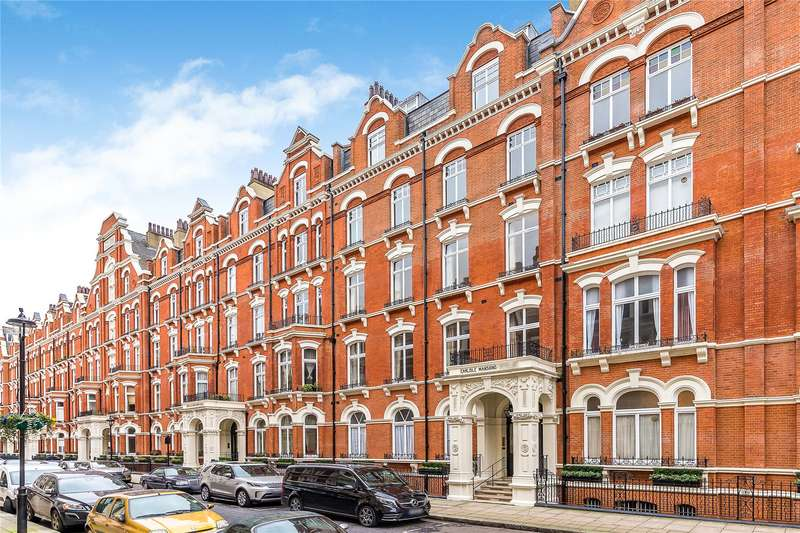3 Bedrooms Flat for sale in Carlisle Mansions, Carlisle Place, London, SW1P