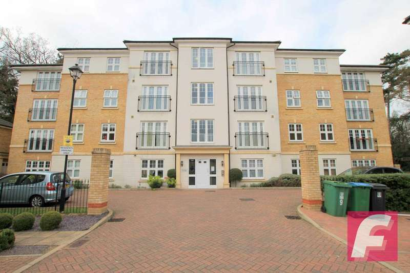 2 Bedrooms Apartment Flat for sale in Elliot Road, Watford