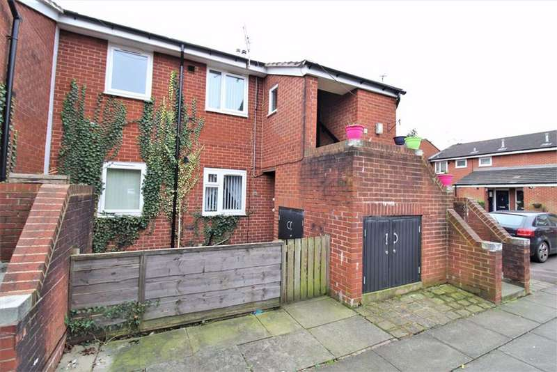 2 Bedrooms Flat for sale in Strathblane Close, Manchester